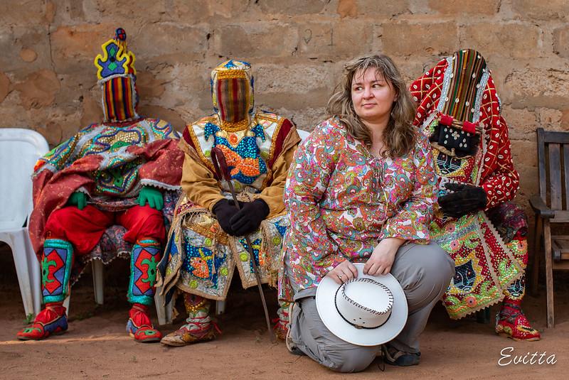 Неизвестная Африка: Бенин-Того-Гана, часть 1: маски и люди
