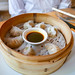 HaKao (Chifa) - Steamed glass dumpling, shrimp, pork, ají rocoto-soy sauce $12