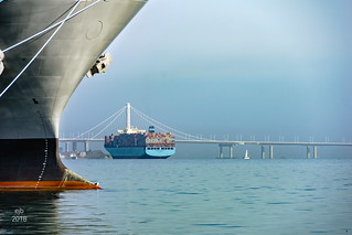 Ships in San Francisco Bay | by ejbSF