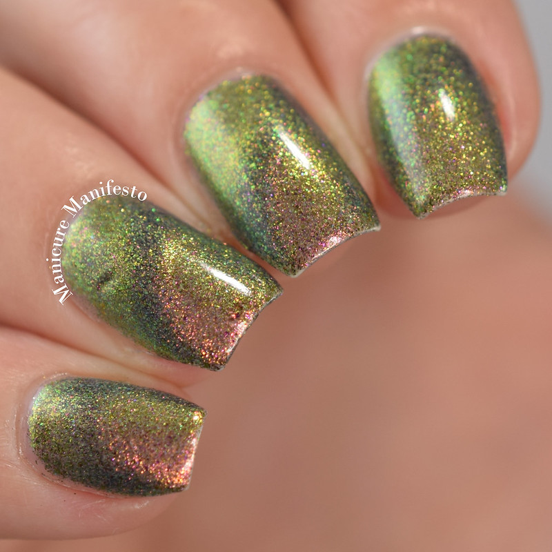 Bees Knees Lacquer I Will Find You In The Next World review