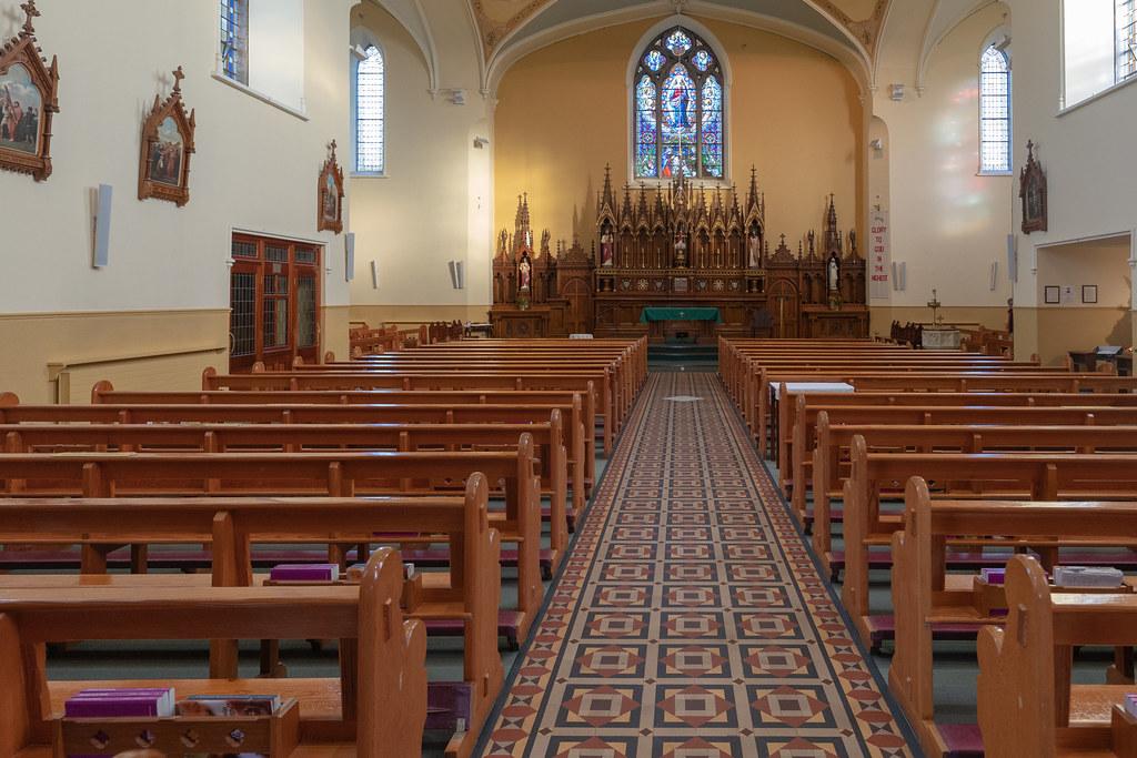 ST. MARY'S CHURCH MILL STREET MAYNOOTH COUNTY KILDARE 004