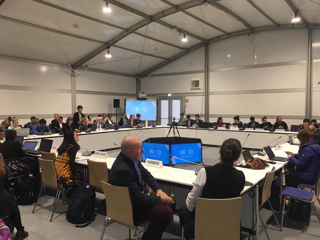 NGO 敦促:應將人權議題整合入巴黎協定規則手冊