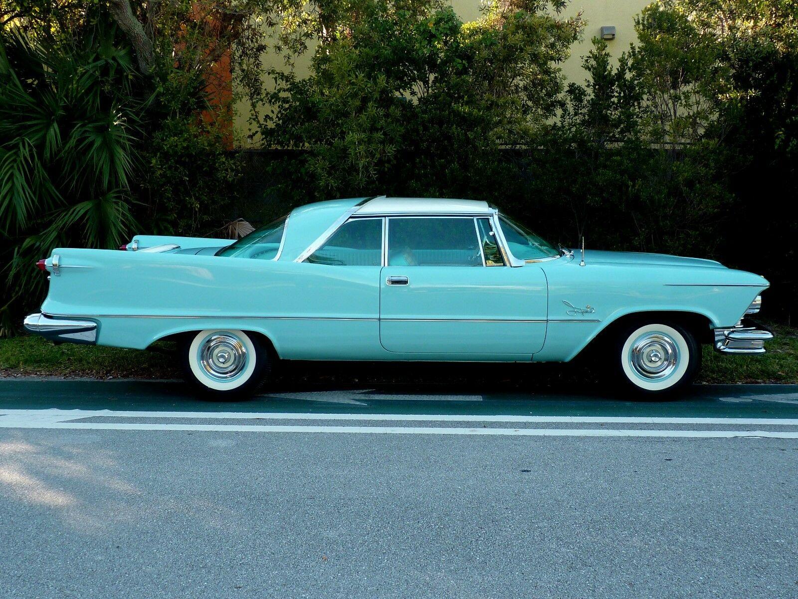 1957 Imperial Crown 2-Door Southampton