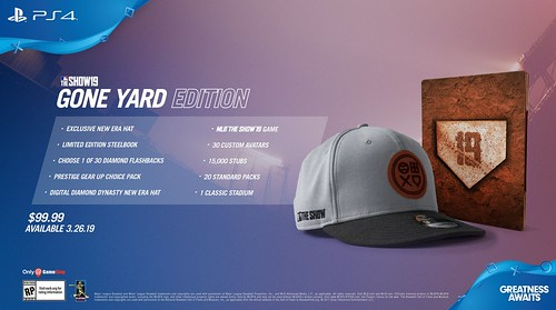 MLB The Show 19 Gone Yard Edition | by PlayStation.Blog