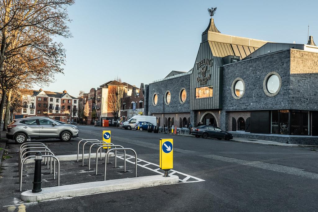 BLACKPITTS AREA OF DUBLIN - NEWMARKET SQUARE 003