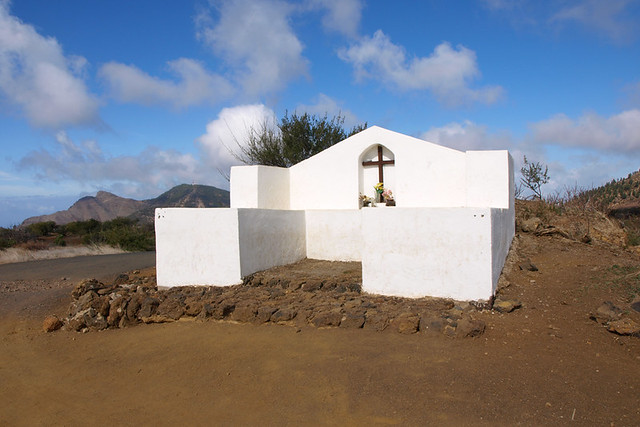 Shrine, Santago del Teide, Tenerife