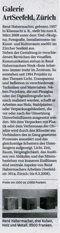 2007 – See301 – Handelszeitung