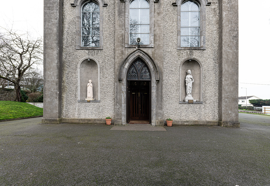 OUR LADY'S NATIVITY CHURCH [LEIXLIP COUNTY KILDARE] 007