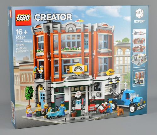 10264 Corner Garage | by Brickset