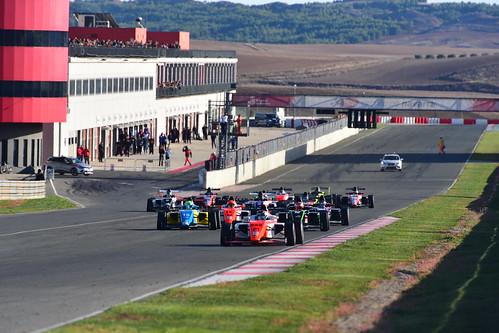 Campeonato de España de Fórmula 4, Los Arcos 2018