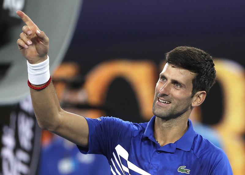 喬帥直闖澳網冠軍戰。(達志影像)