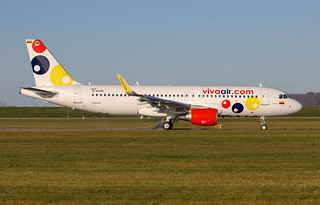 A320-214SL, Viva Air Colombia, D-AUAG, HK-5278 (MSN 8595) | by Mathias Düber