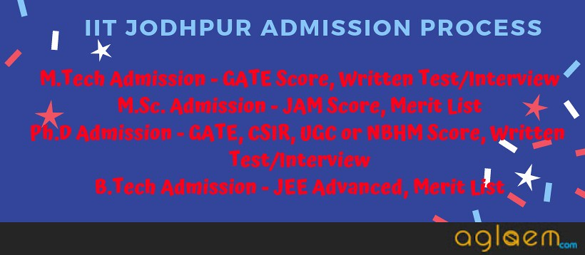 IIT Jodhpur Admission - Courses Offered, Fee Structure, Placements