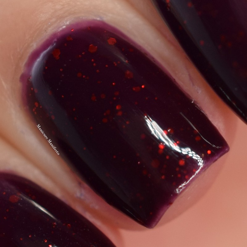 Cadillacquer Banshee swatch