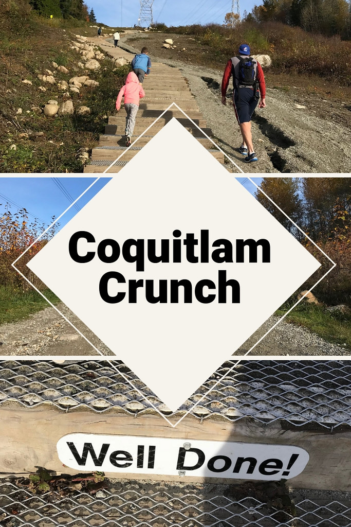 What to expect when hiking the Coquitlam Crunch in Coquitlam, B.C.