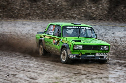 Gobolos Lada vfts winner of RWD and Lada trophy | by Dag Kirin