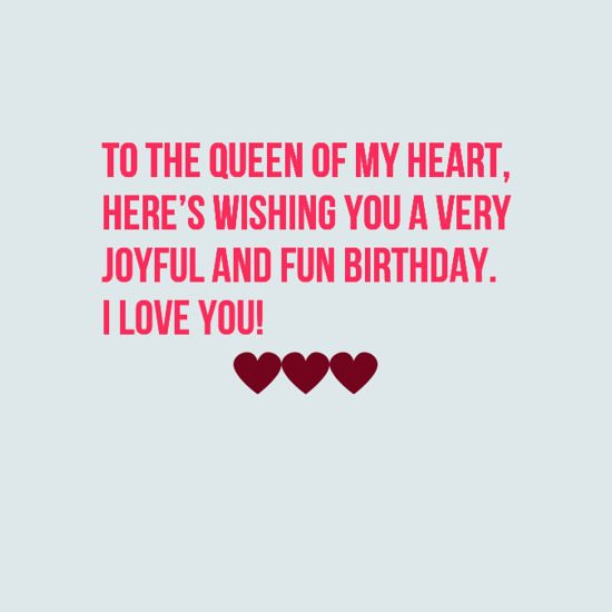 Love Quotes : The 60 Happy Birthday Wife Wishes