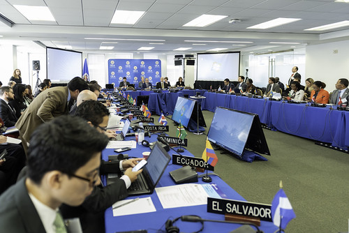 CICAD Opens 64th Regular Period of Sessions to Debate Drug Challenges facing the Region