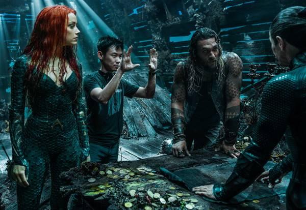 Aquaman set location