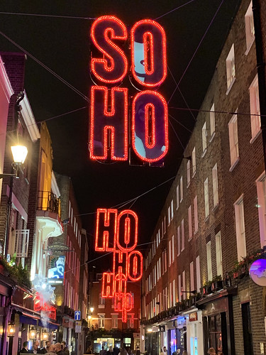 Soho Lights | by Ronnie Macdonald