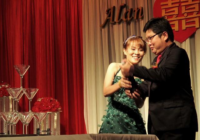 Alan & Eileen