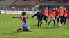 Catania-Reggina 1-0, Marotta torna il re dell'area avversaria