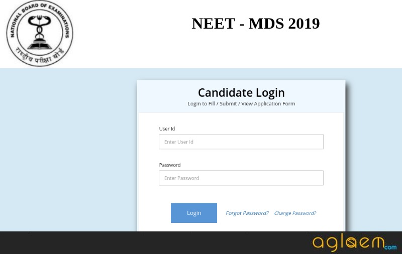 NEET MDS Admit Card 2019 (Released) - Download Here NEET MDS 2019 Admit Card | Hall Ticket