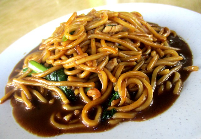 ak kia Foochow fried noodles 2
