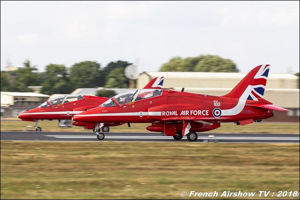Red Arrows Royal Air Force RIAT 2018 - Royal International Air Tattoo RAF Fairford Royaume-Uni Canon Sigma France contemporary lens Meeting Aerien 2018