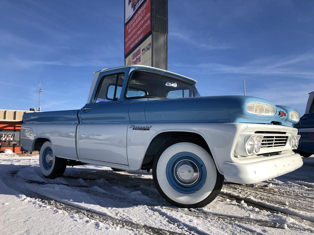 1960 Chevy C10