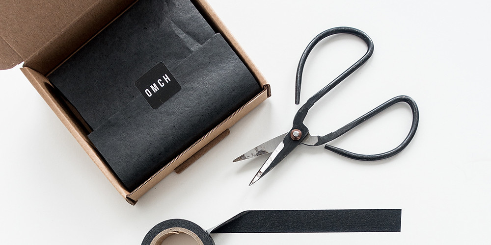 Minimal Jewellery Packaging