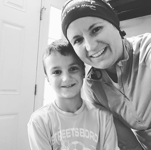 3 miles with this kid this morning! 🏃‍♂️🏃‍♀️ | by auley
