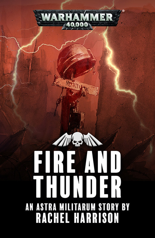 «Гром и пламя», Рейчел Харрисон | Fire and Thunder by Rachel Harrison