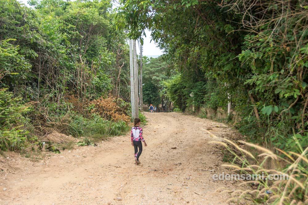 Ао Лунгдам остров Самет Таиланд