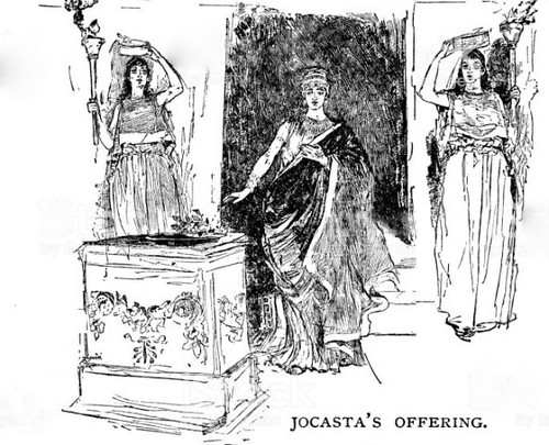 jocasta's offerings