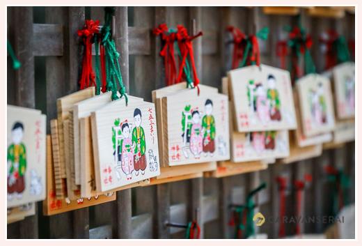 挙母神社(愛知県豊田市)の絵馬