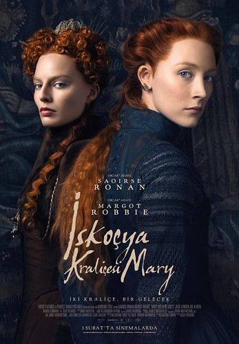 İskoçya Kraliçesi Mary - Mary Queen of Scotts (2019)