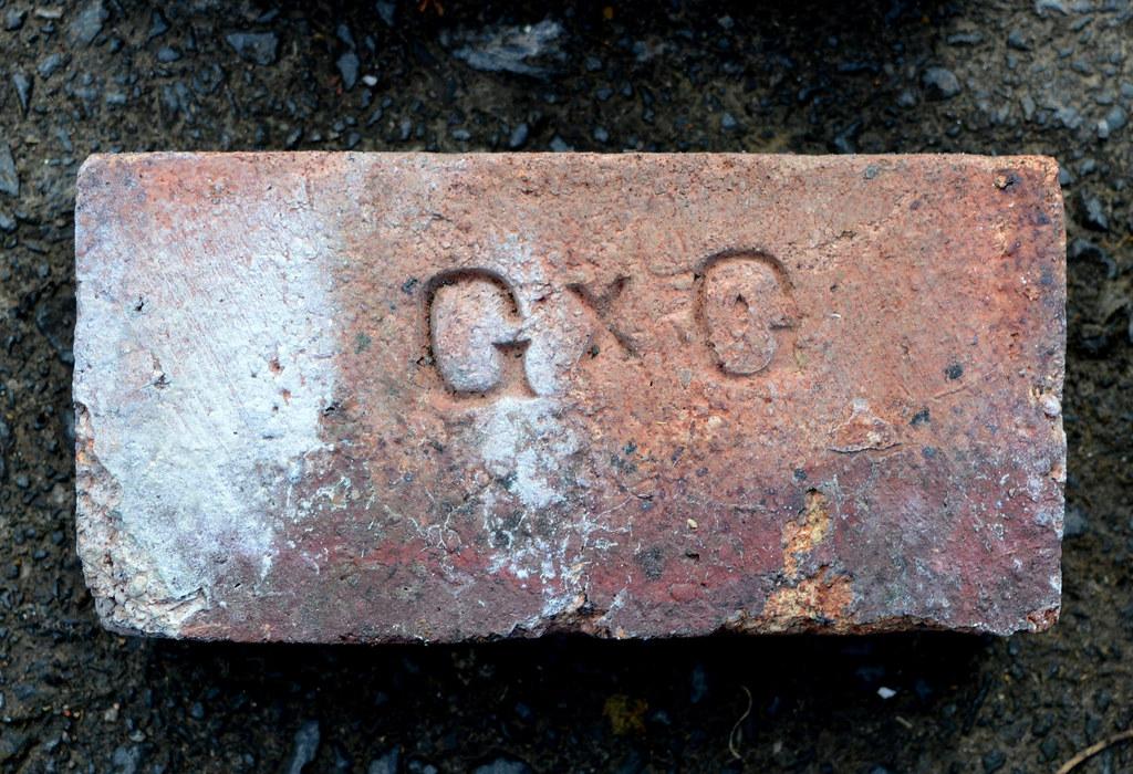G + G - Found Blackburn, Lancs  2018 | Origin not known