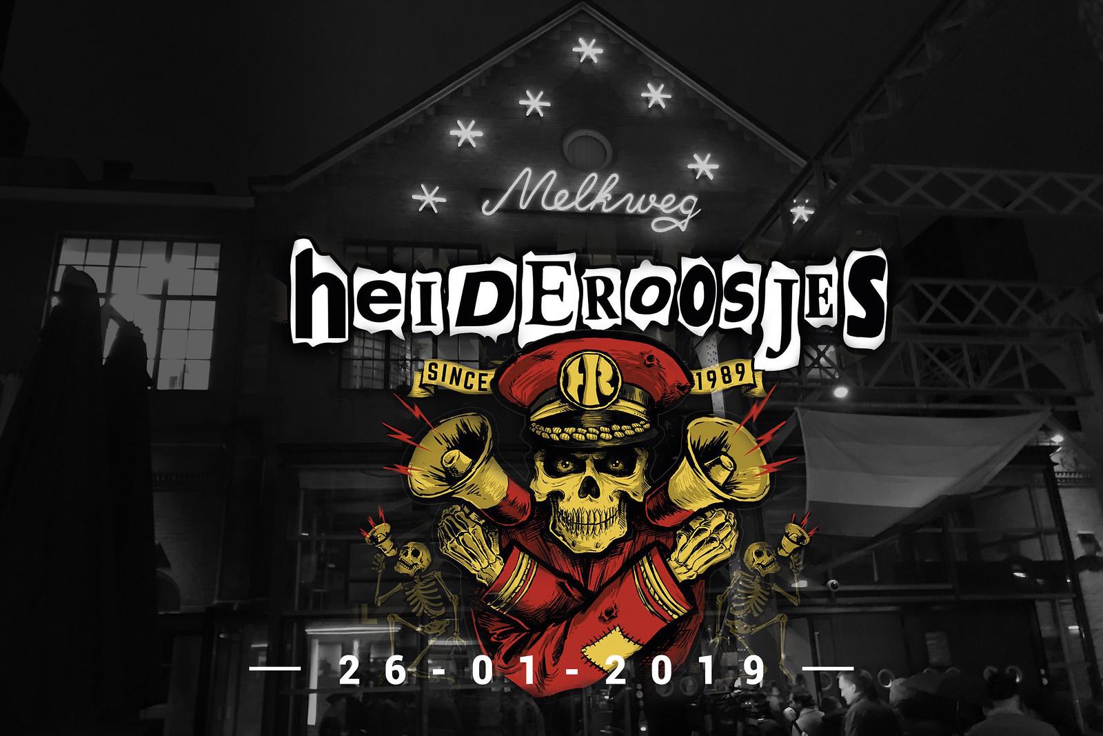 Music: Heideroosjes 30 years anniversary show ???