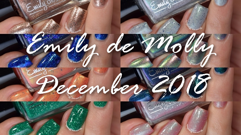 Emily De Molly December 2018 collection