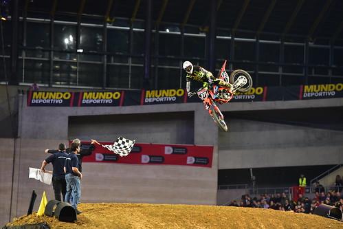 Mario Lucas, SX2, Supercross & Freestyle Barcelona, Palau Sant Jordi 2018