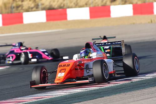 Amaury Cordeel, Campeonato de España de Fórmula 4, Los Arcos 2018