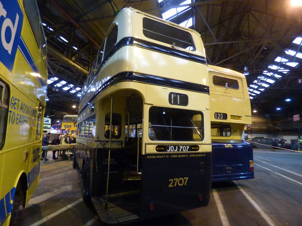 Birmingham City Transport On The 11 Yardley Wood Bus Gar Flickr