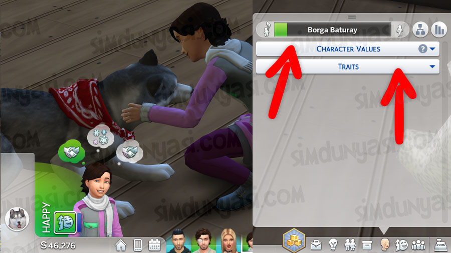 The Sims 4 Patch Notes 13 Kasım 2018 Güncellemesi