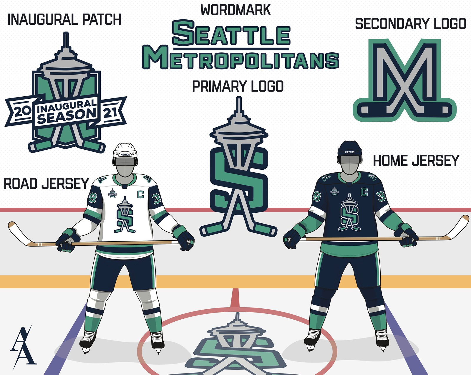 22fac1fc993 Uni Watch delivers the winning entries for the Seattle NHL design ...