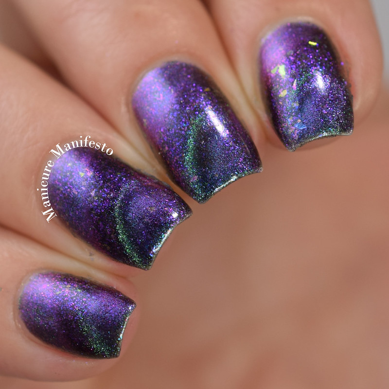 Bees Knees Lacquer The Magician review