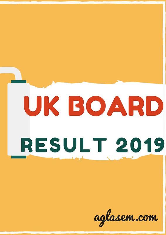 UK Board Result 2019