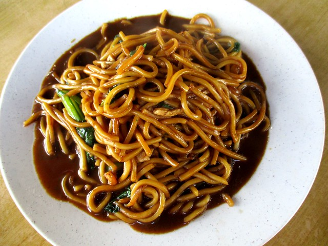 ak kia Foochow fried noodles 1