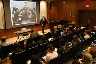 Bonus Lecture: Rear Admiral Kenneth Bernard, M.D. speaks to campus on Politics, National Security & Global Health. | by William & Mary Photos