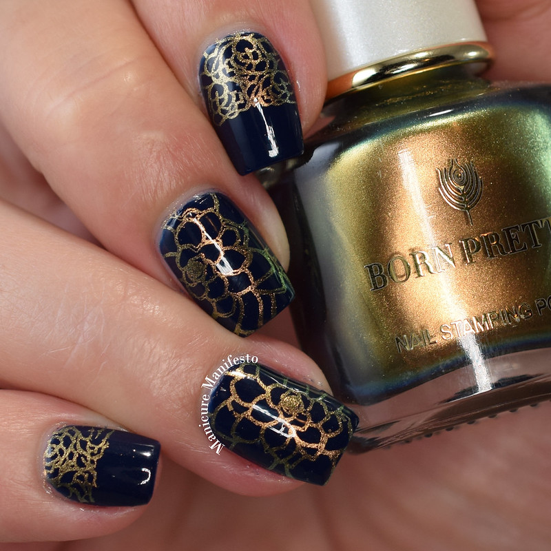 Gold Stamping Polish